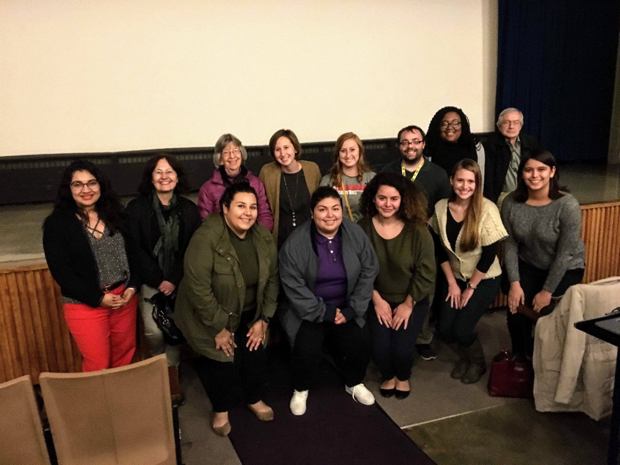 Casa Latina and Film Club at Western Illinois University - October 2018