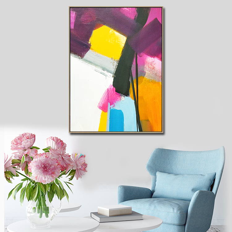 We can create beautiful paintings to suit any room decor