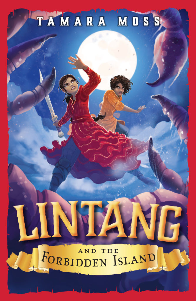 Lintang and The Forbidden Island - The time has come to visit the forbidden island of Allay. But first Lintang needs to find her captain, and it seems the only way to get to the Winda is to join - then escape - the Vierzan navy. Only then will Captain Shafira set sail for Allay, where the crew of the Winda must uncover what really happened to the country's missing ruler. When disaster strikes, and Lintang is separated from her captain again, she and her friends must sneak through the heart of Allay, battle terrifying new mythies and overcome Captain Shafira's enemies to return to where they belong. Lintang was left behind once. She won't let it happen again. Add Lintang and the Forbidden Island to your Goodreads list. Buy on Boffins Booksellers (Australia) Buy at Collins Booksellers (Australia) Buy on Booktopia (Australia) Buy on Angus and Robertson Bookworld (Australia) Buy on Book Depository (worldwide)