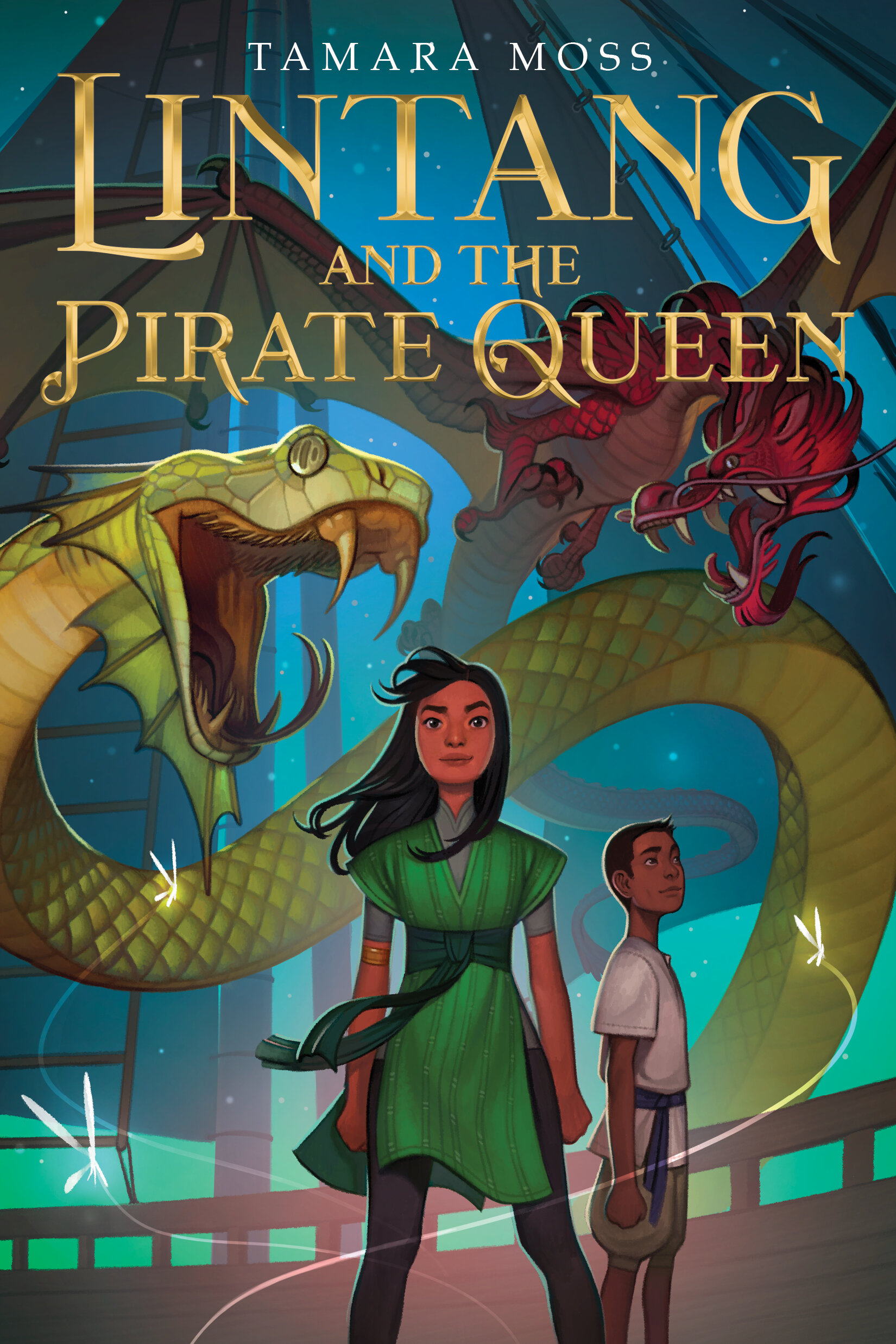 Lintang and the Pirate Queen - Out now in the US!