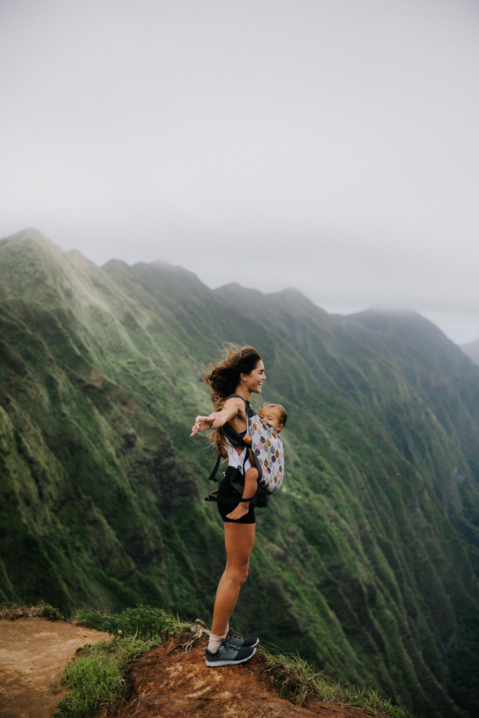 SELF reflection - Oahu, HAWAII  || aLL PHOTOS by Heather Goodman