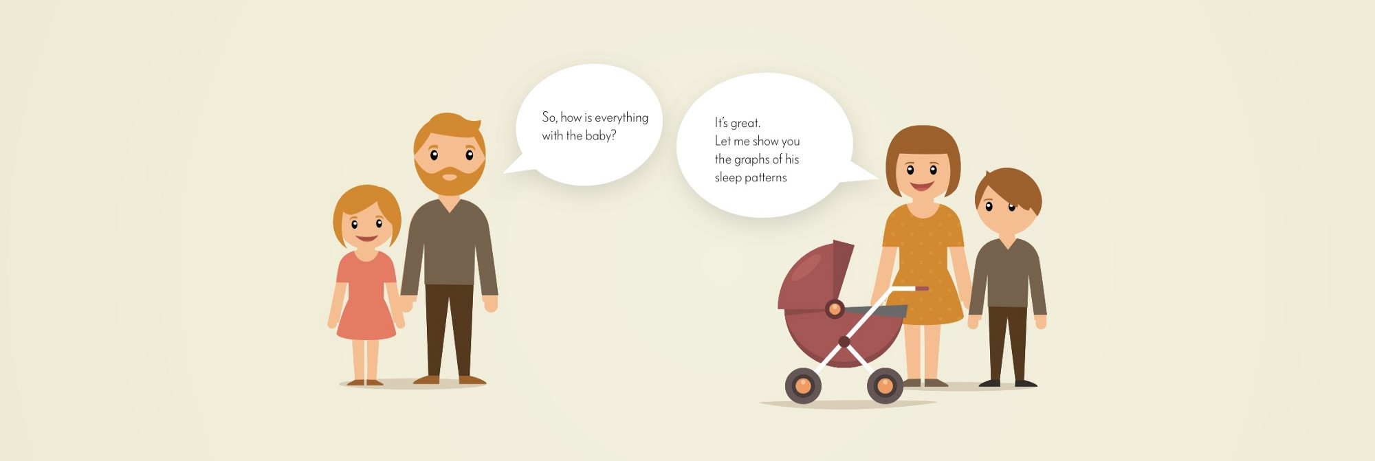 If we spoke about children in the same way smart products do, we would have some pretty awkward conversations.
