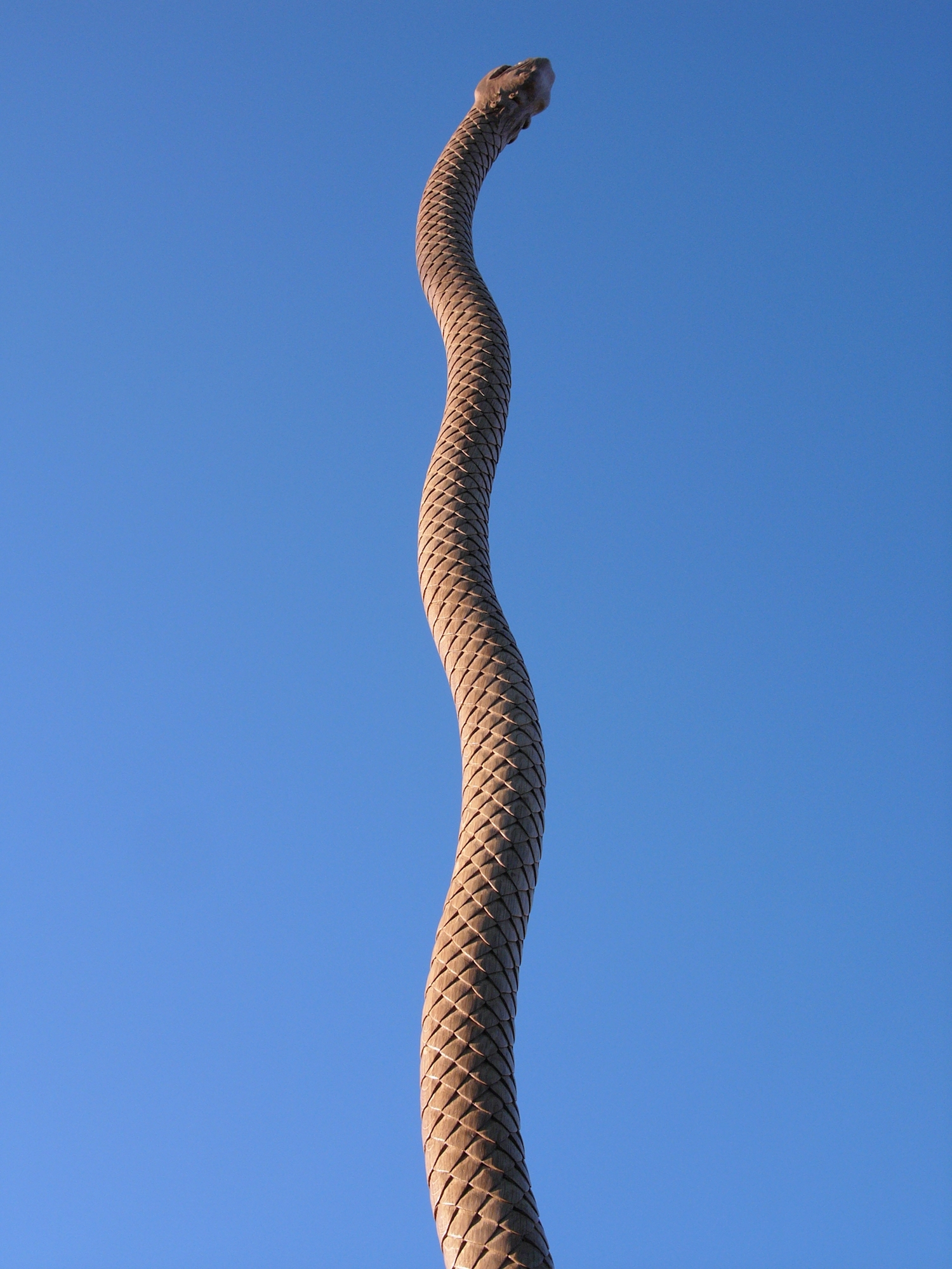 Chatsworth serpent