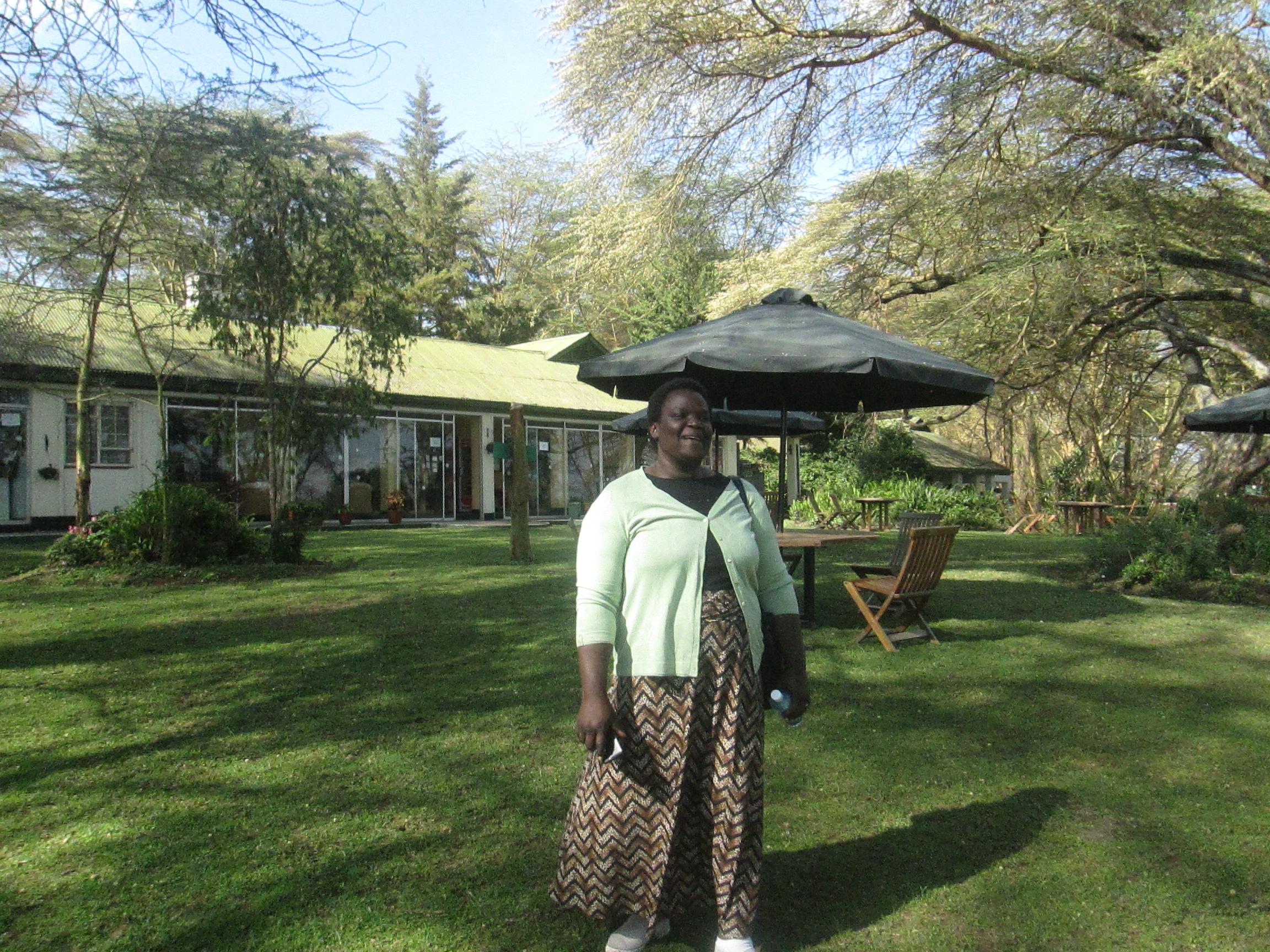 Madam Rose Inda in Naivasha