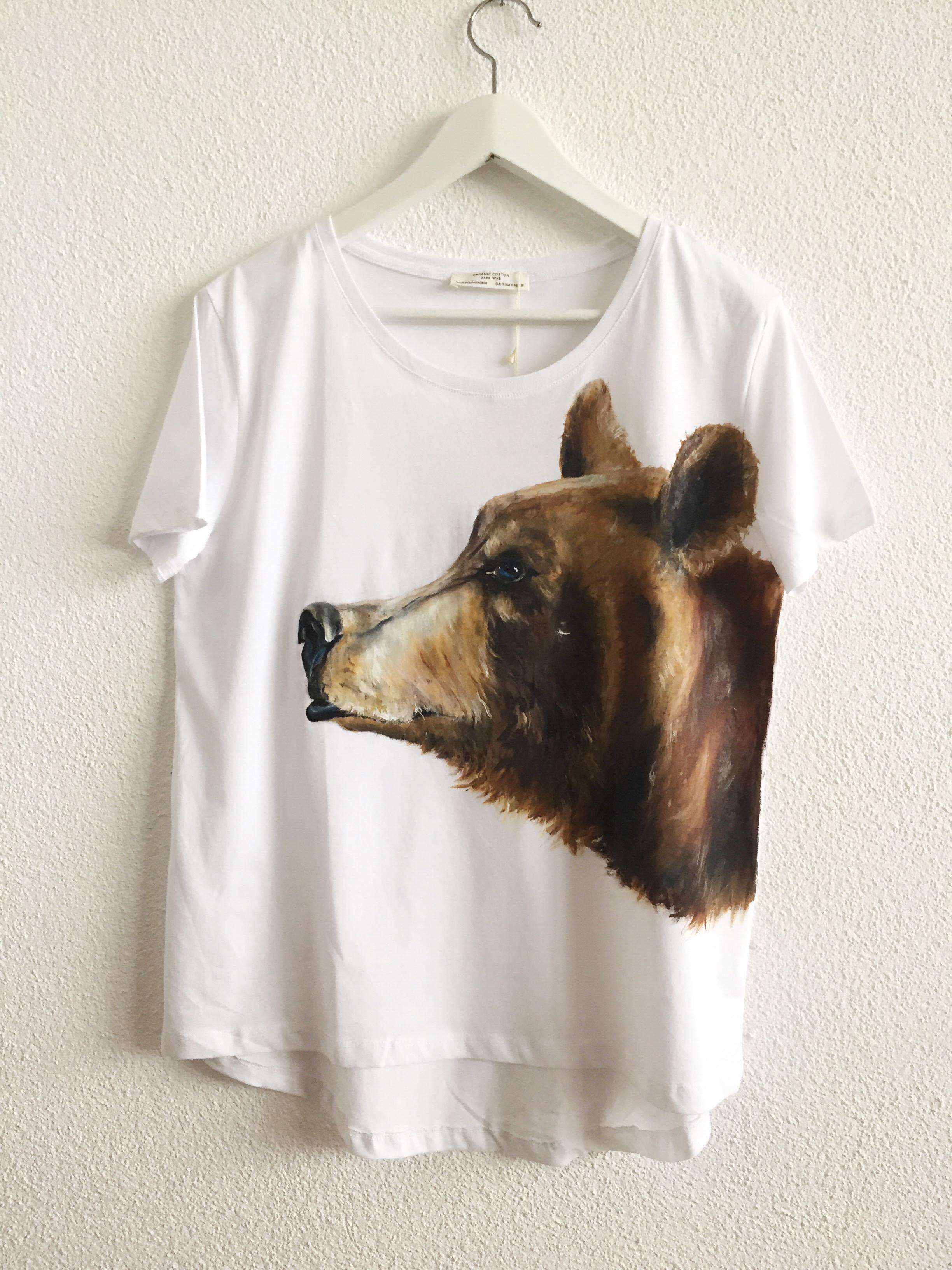 Braunbär Shirt