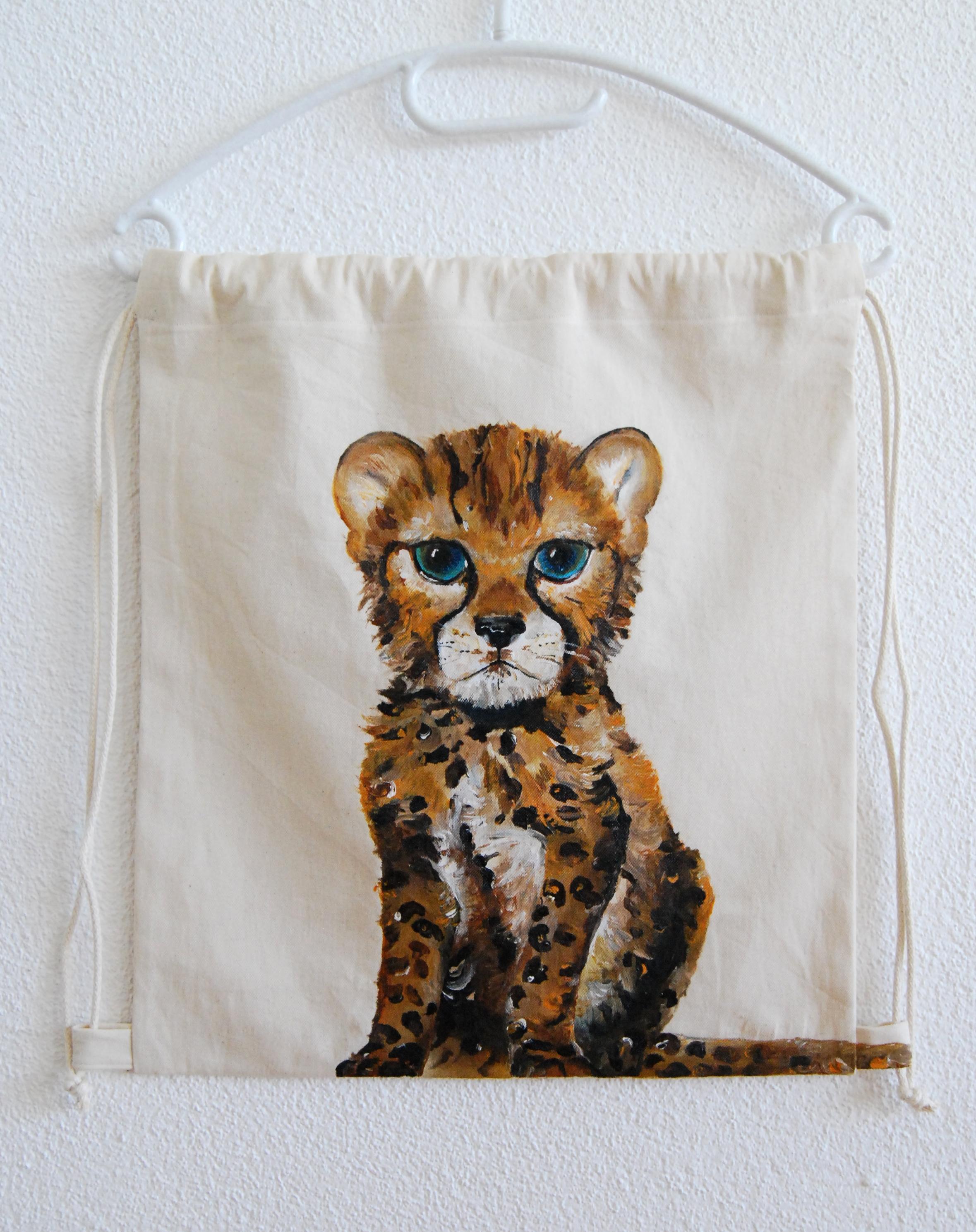 Gepard Turnbeutel