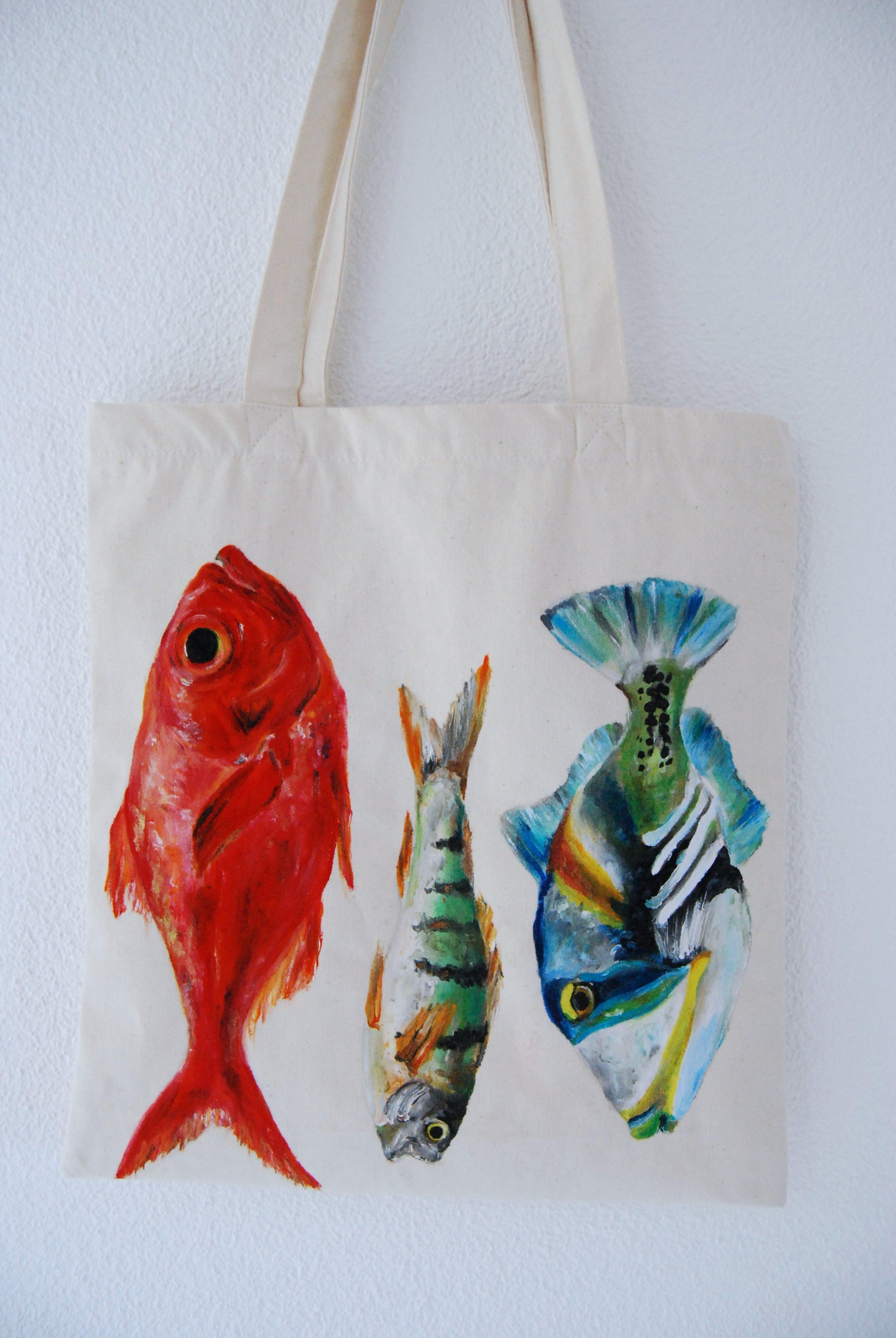 Fisch Tasche