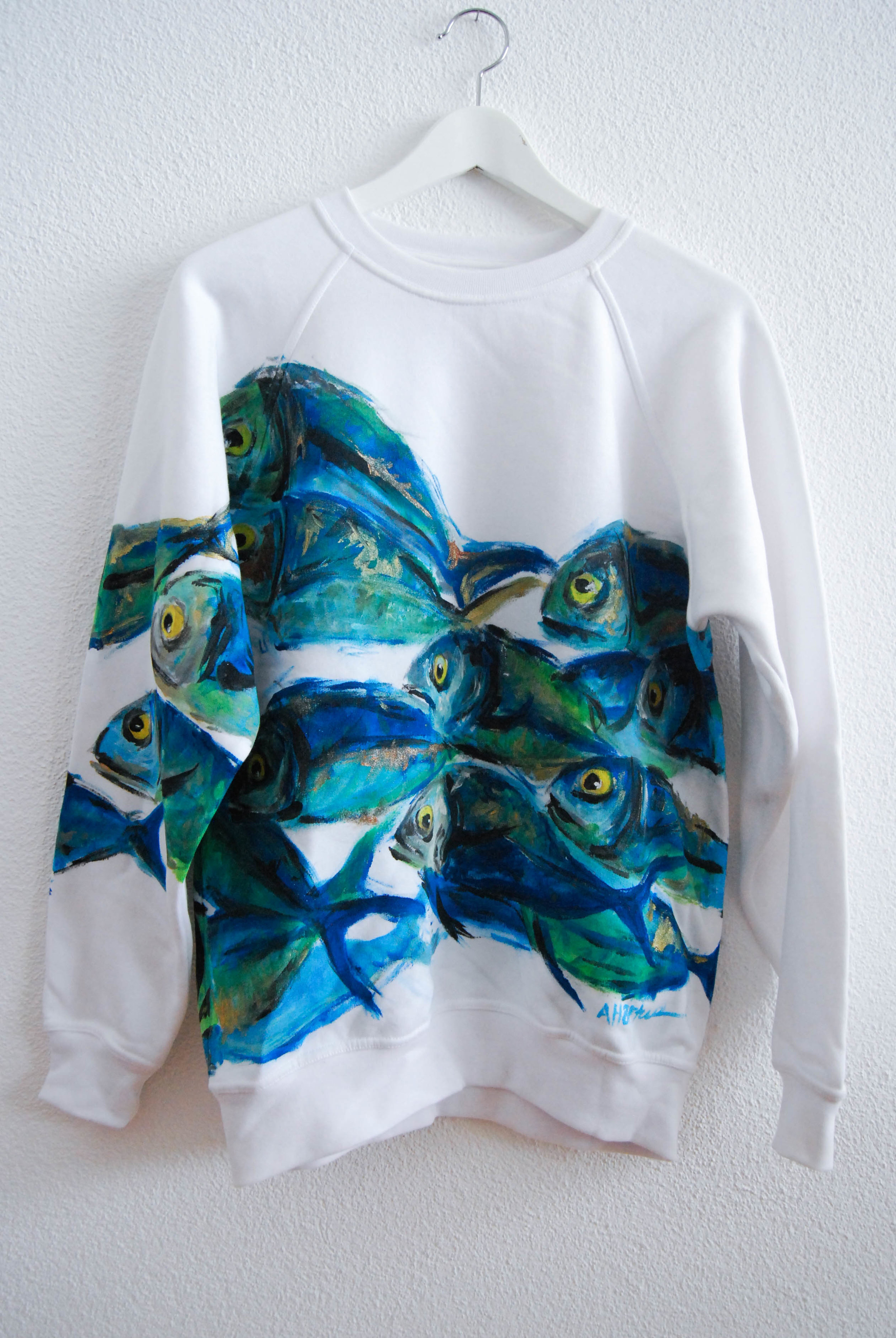 Fische Pullover