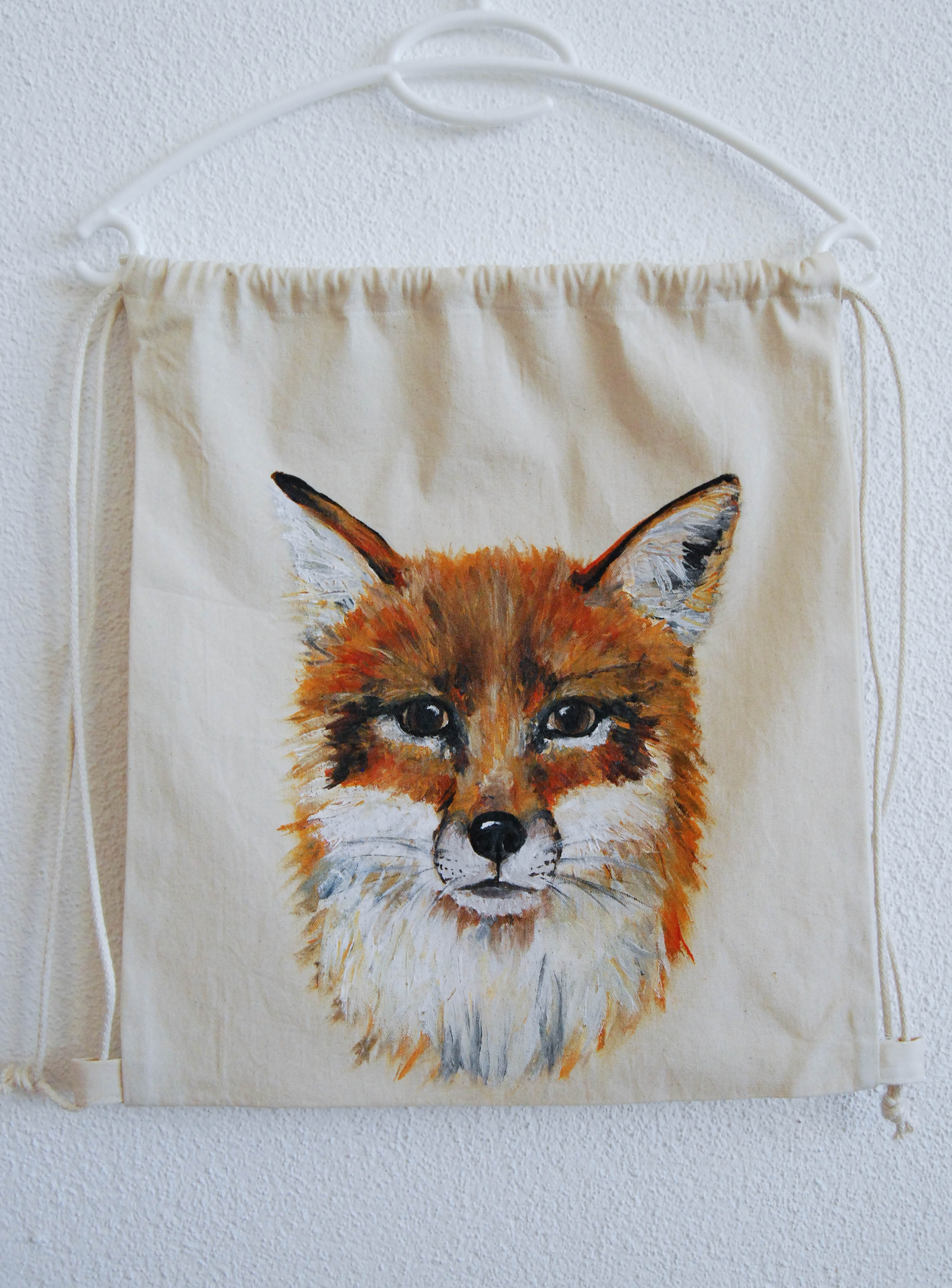 Fuchs Turnbeutel