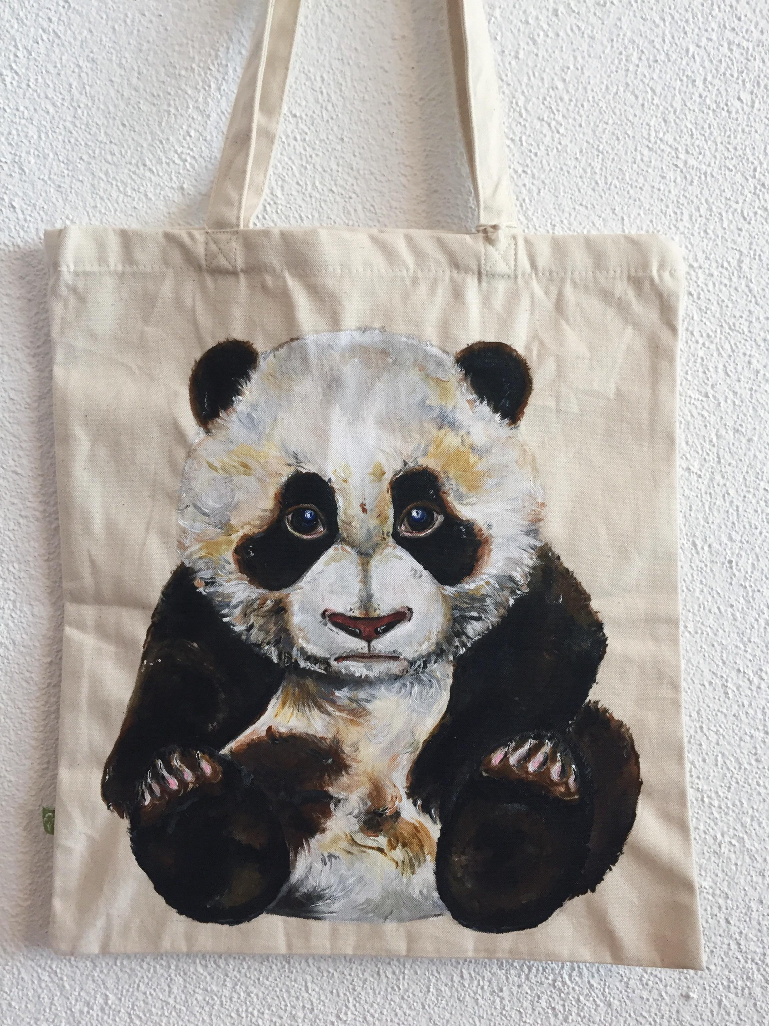Panda Tasche