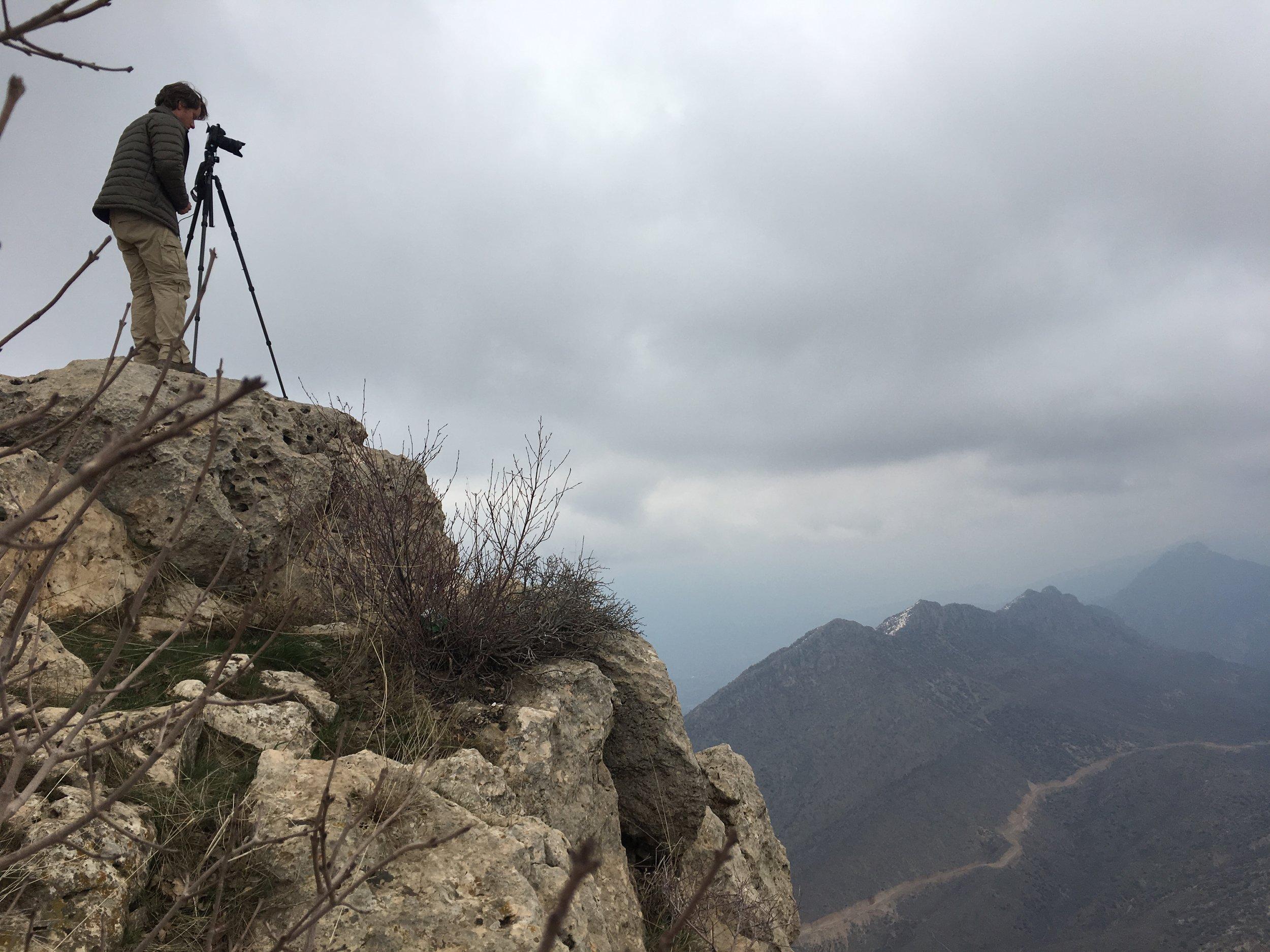 at Halgord Mountain