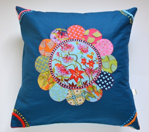 Orient Dresden Cushion