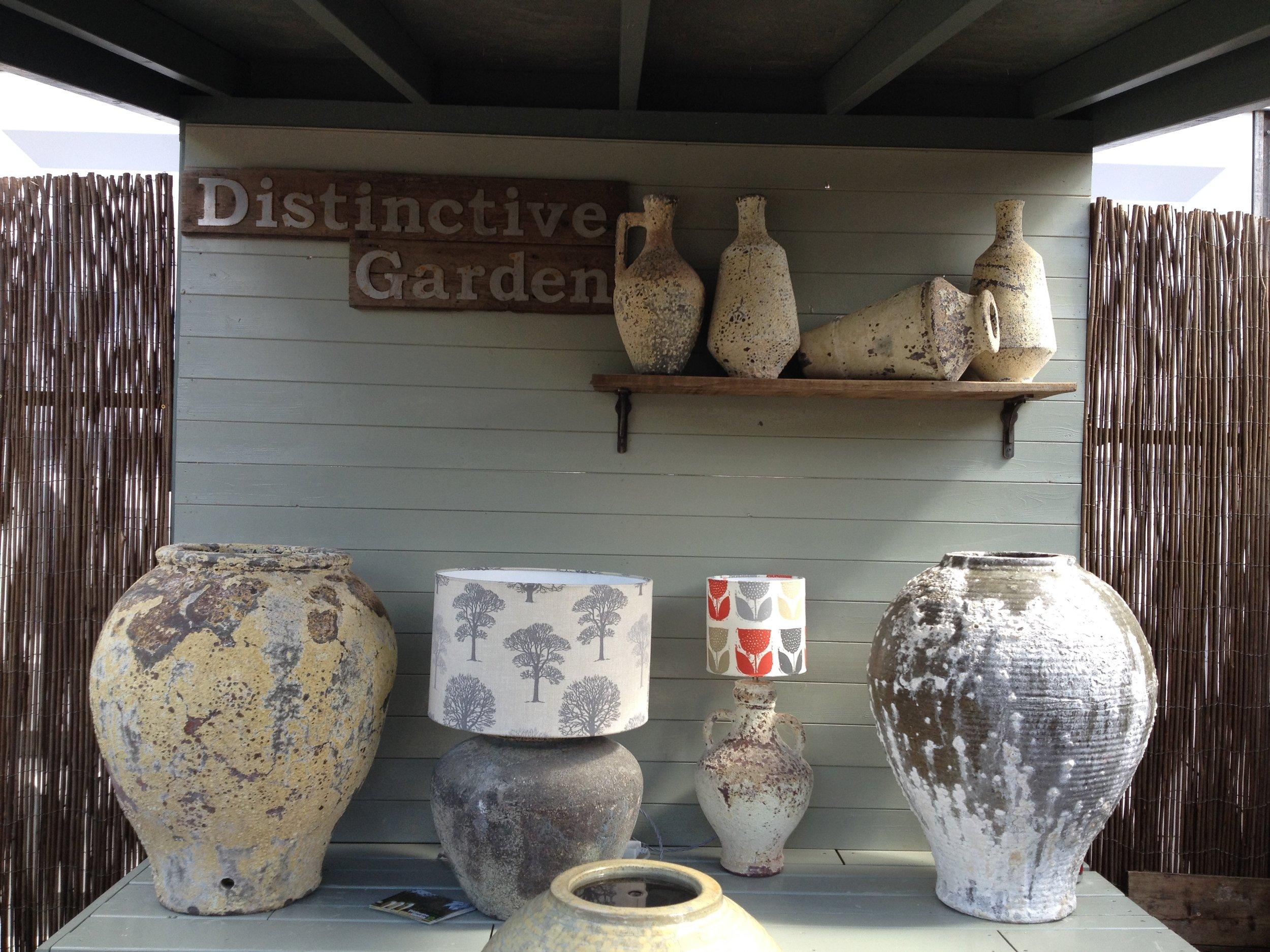 Distinctive garden