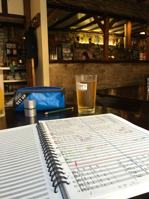 Time for another PWD (Pub Working Day)