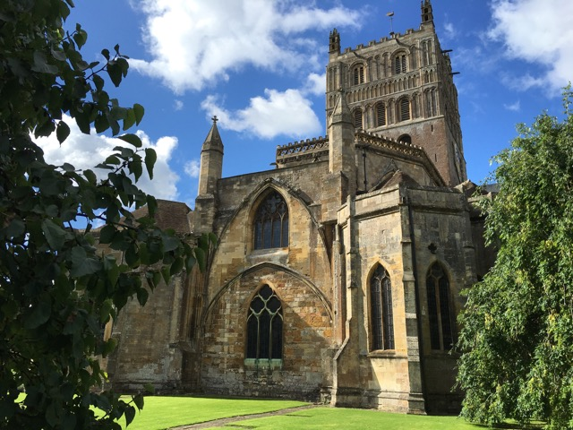 Tewksbury Parish Church