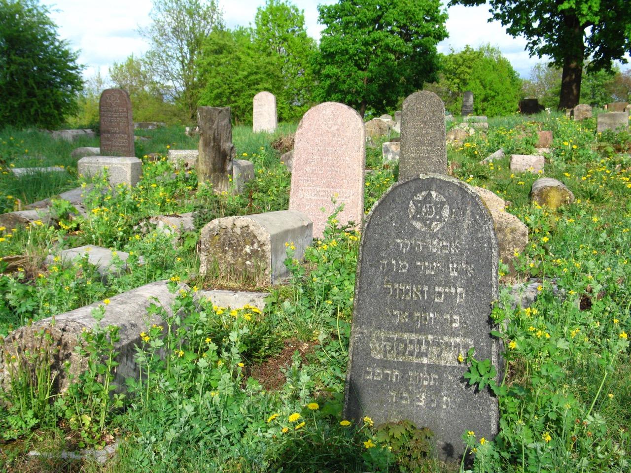 Byalystok Jewish Graveyard.