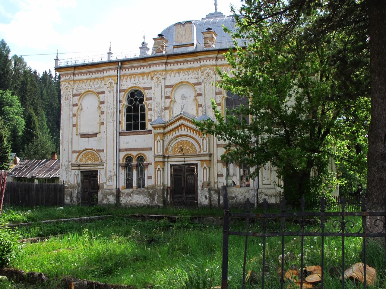 Vatra Dornei Synagogue, Romania