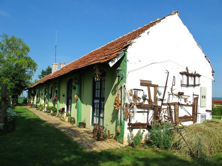 Nicoli and Rosa's Traditional Serbian Farmhouse