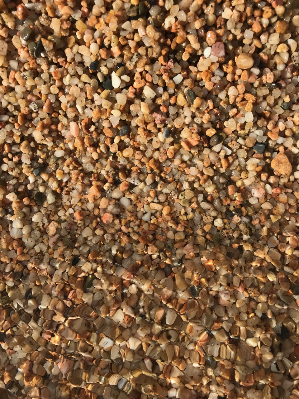 """A close up of the """"Sand"""""""