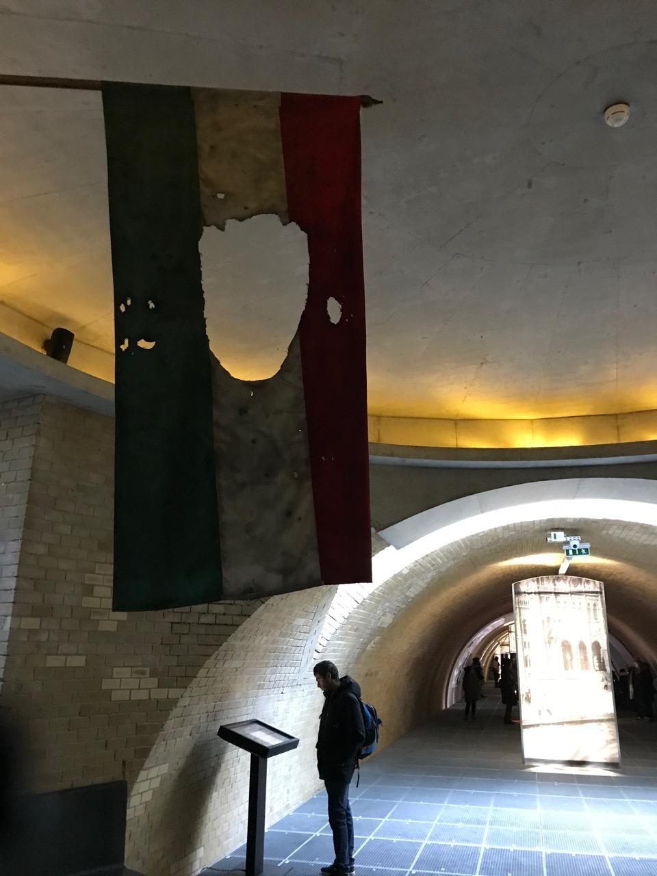 Underground Memorial