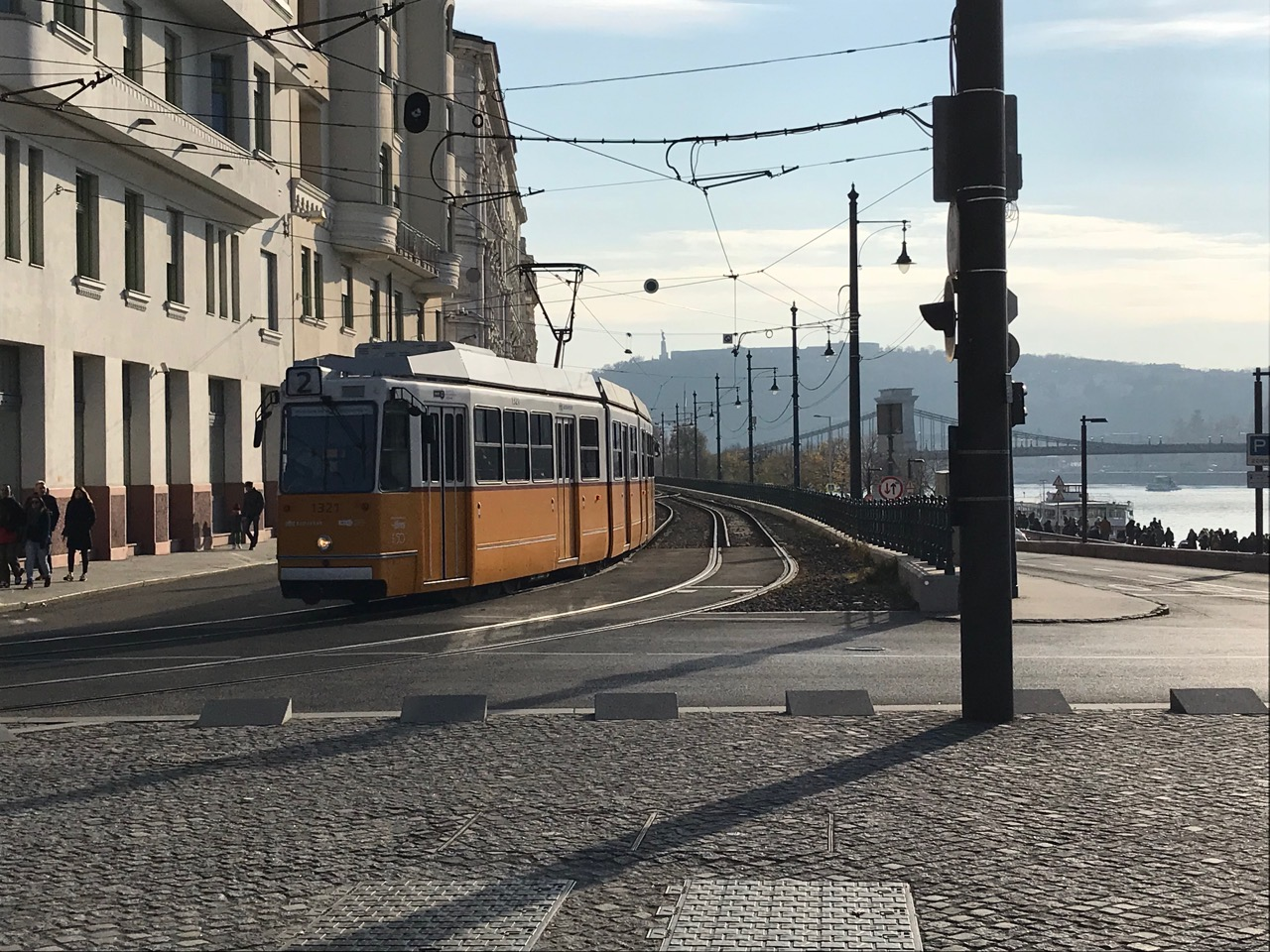 Tram #2