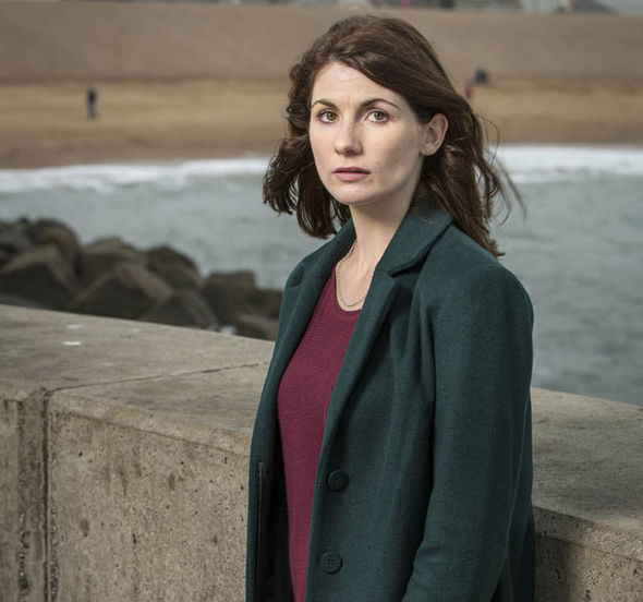 Jodie Whittaker - Broadchurch