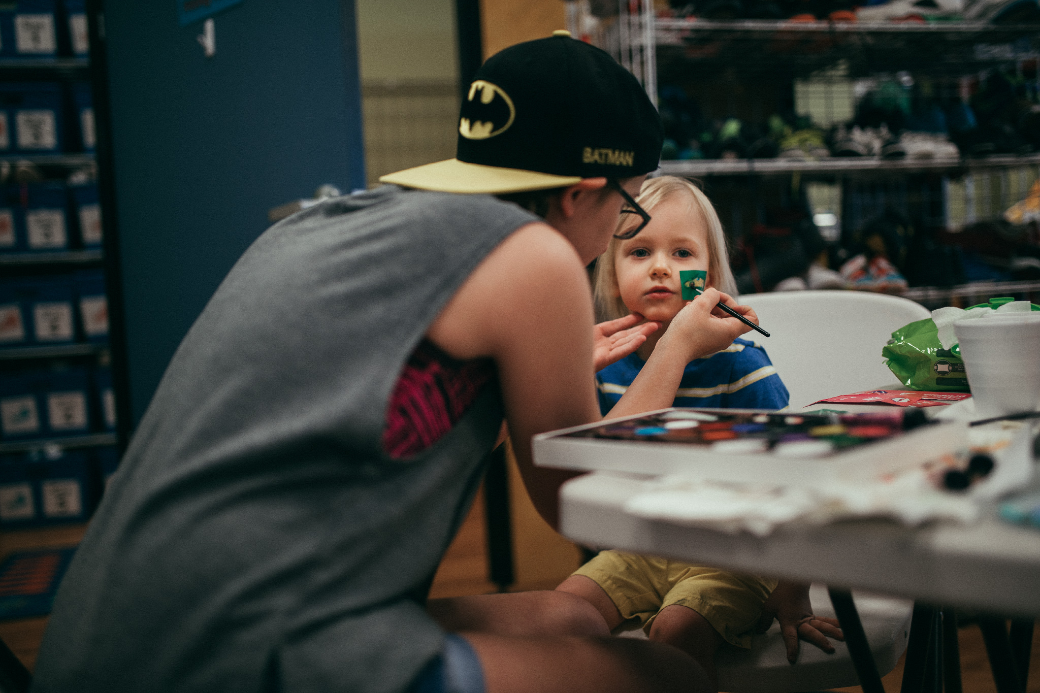 Face Painting | Once Upon a Child | Waco, TX
