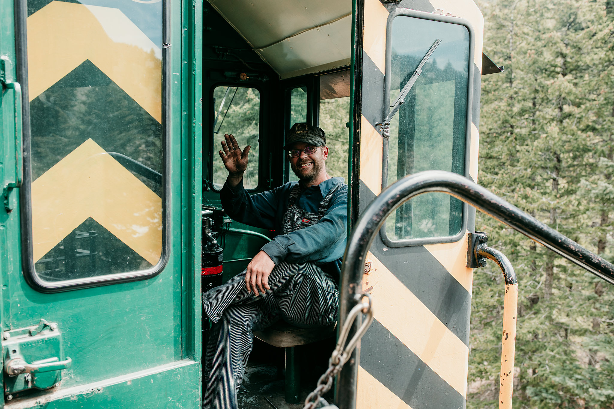 Georgetown Loop Railroad | Rural Life Photography | Mike Wade
