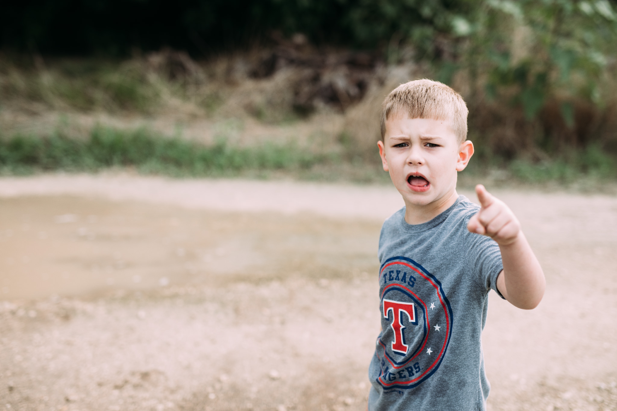 Sometimes you need to be told to put down the camera | Rural Life Photography | Family Photojournalism