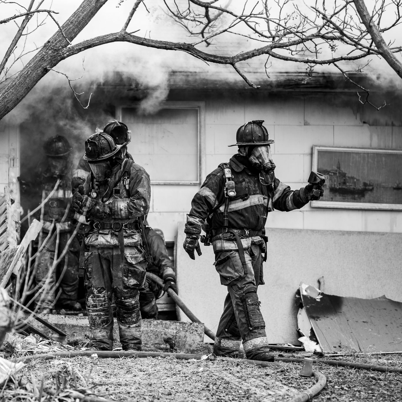 Hillsboro Fire Department | Mike Wade | Rural Life Photography