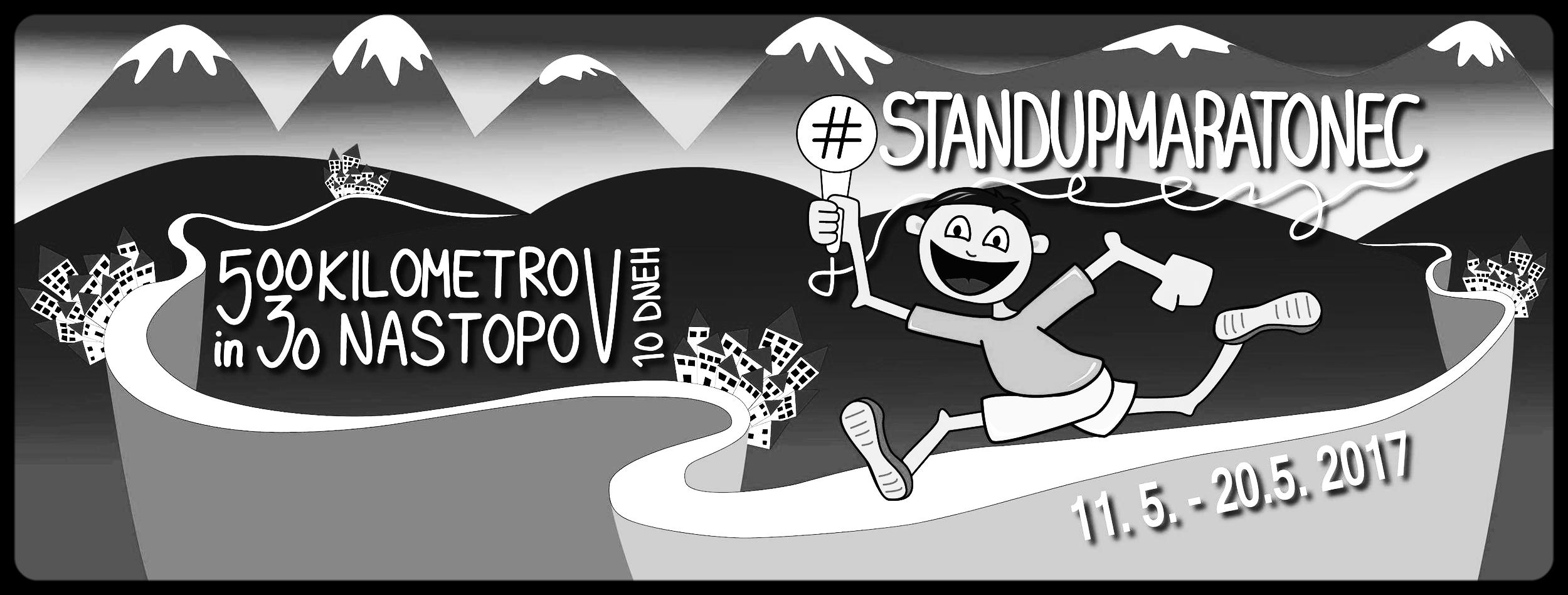 standupmaratonec