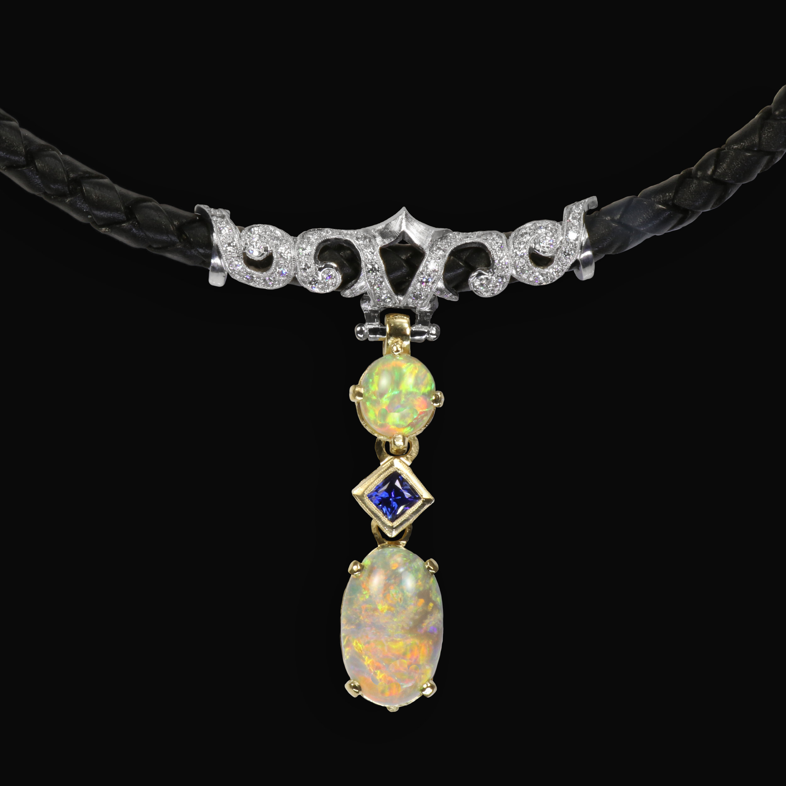 2 opal leather necklace charcol bkg.jpg