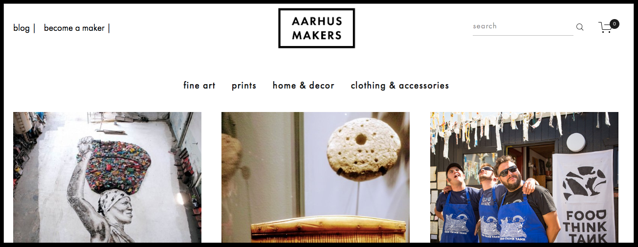 We are happy to launch our new website with products, events, and news about Aarhus Makers.