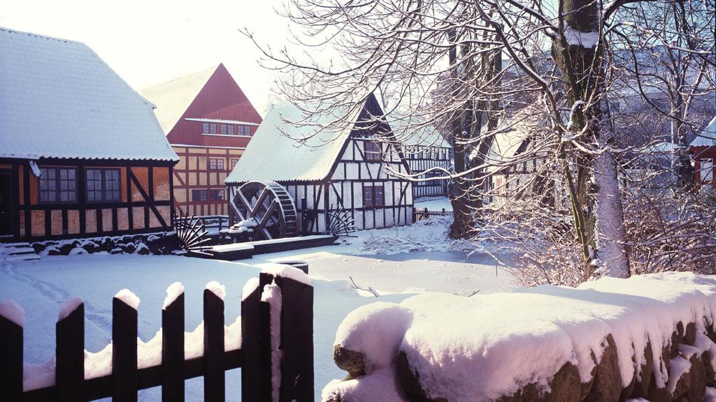 Den Gamle By (credit:  Visit Aarhus )