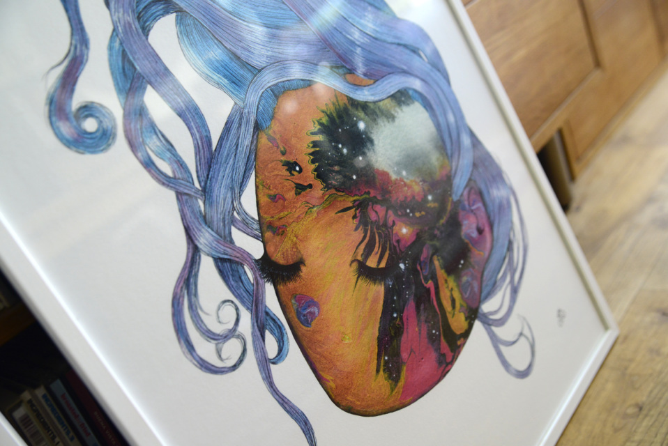 Jitterbug - Fine art print by Joanna Jensen AARHUSMAKERS
