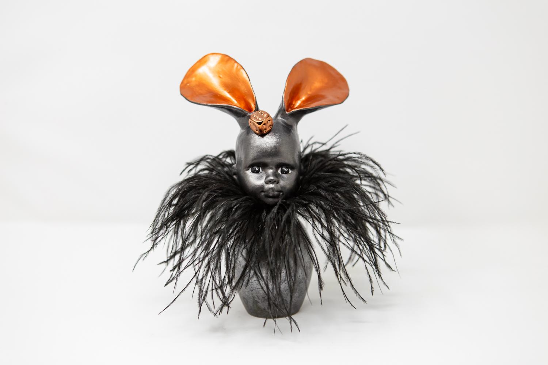 ★UNE - Art doll by HERMAN★AARHUSMAKERS