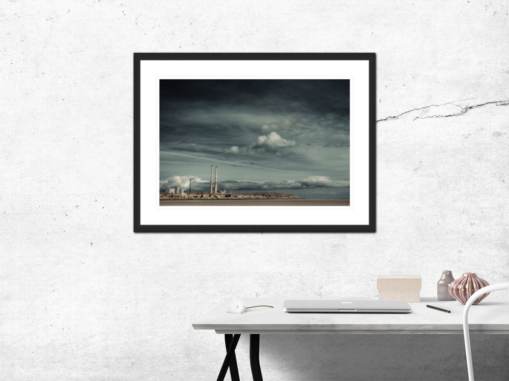 〆Sandymount Dreams - Limited edition photography print by Juanjo Keena〆 AARHUSMAKERS