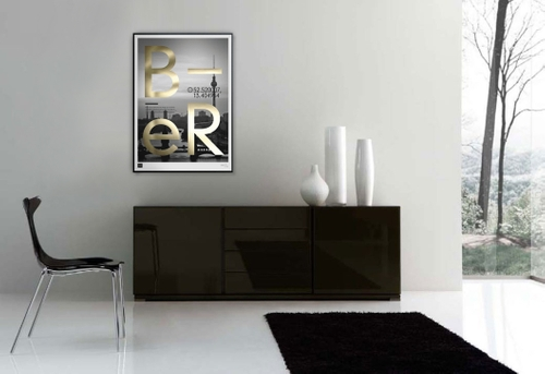 BERLIN - Limited edition poster by Torben Buus — AARHUSMAKERS