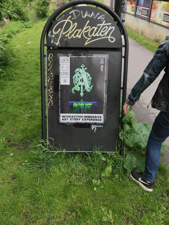 ZOLITUDE SWAMP by Attitude Apoteket — Souvenir Shop — END OF THE LINE, Aarhus