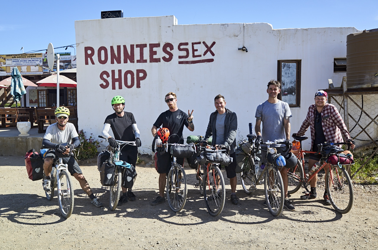 Ronnies Sex Shop a legendary oasis for travelers on route 62.