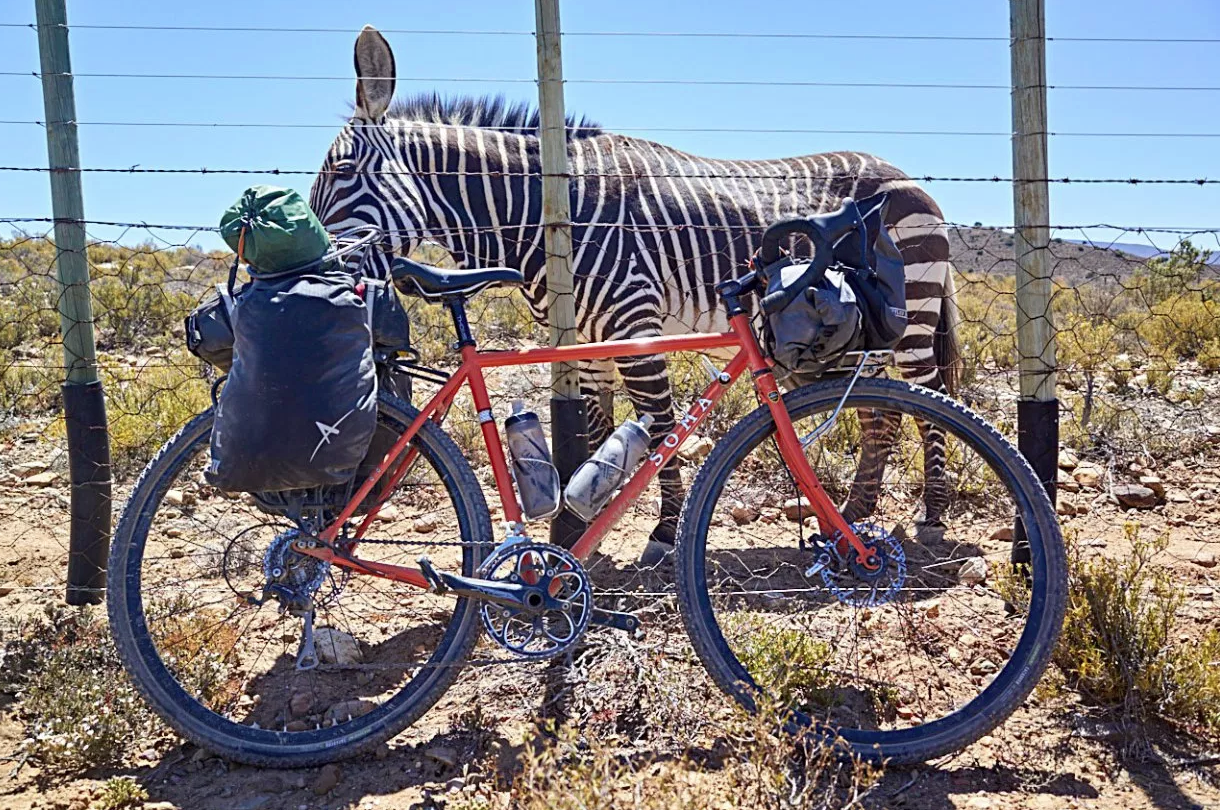 Karoo to Kleinbaai - A 6 day adventure with 6 friends.