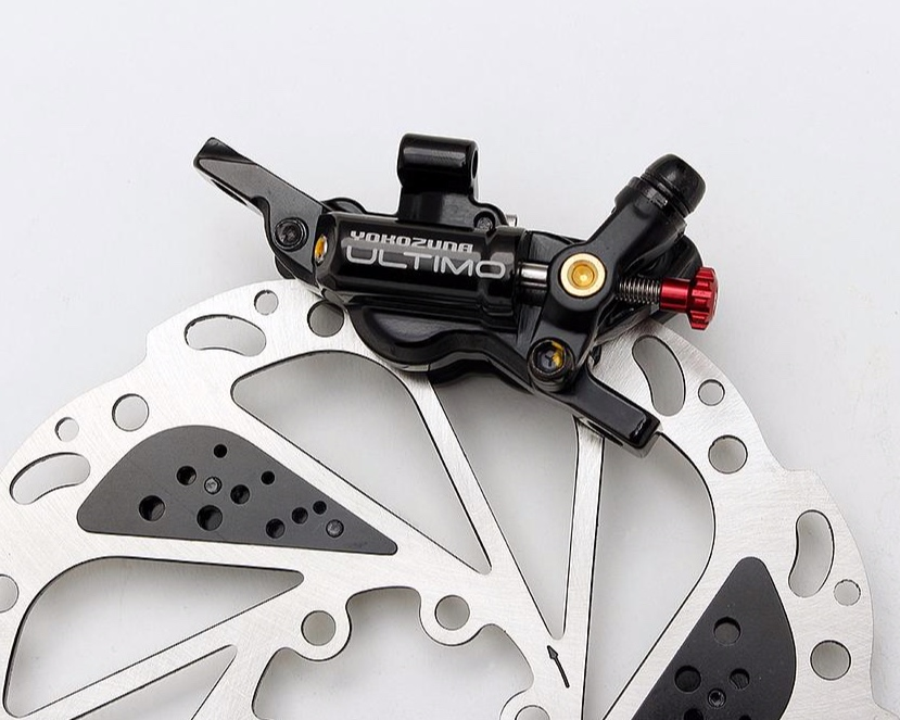Yokozuna Ultimo, Cable-actuated Hydraulic Disc Brake set. R 6 600.00 (both wheels)