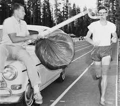 Jack Daniels measuring the fitness of Jim Ryun