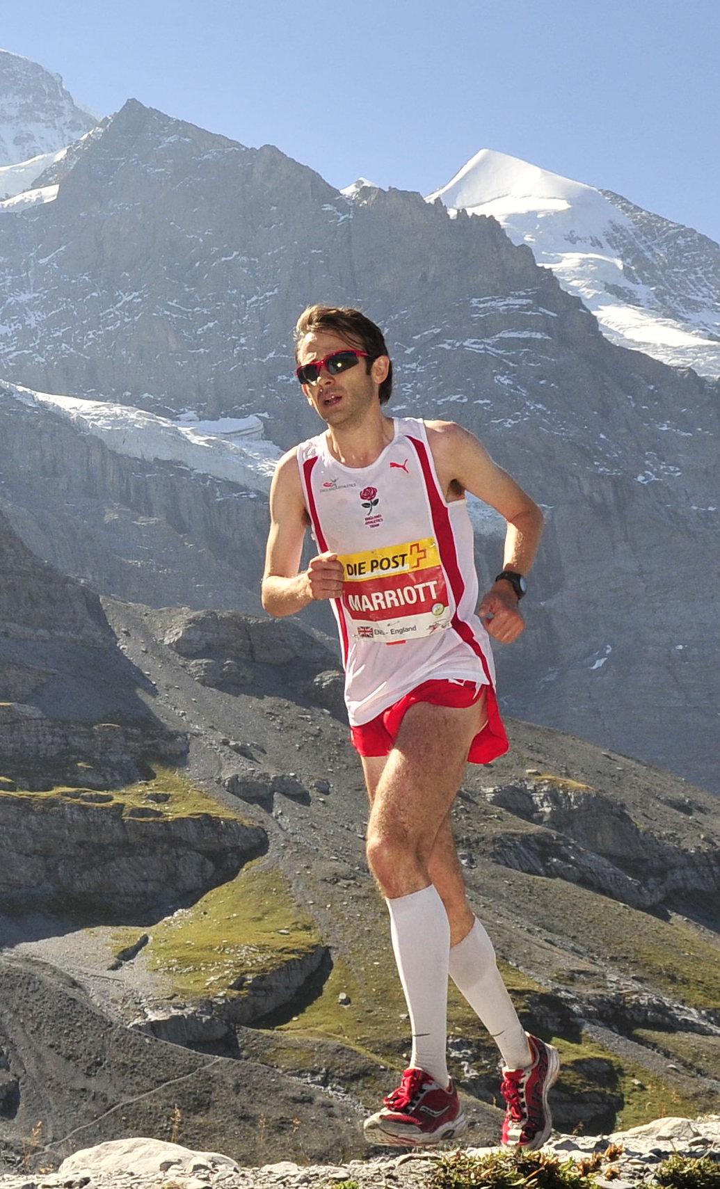 2012 World Long Distance Mountain Running Championships. Jungfrau, Switzerland