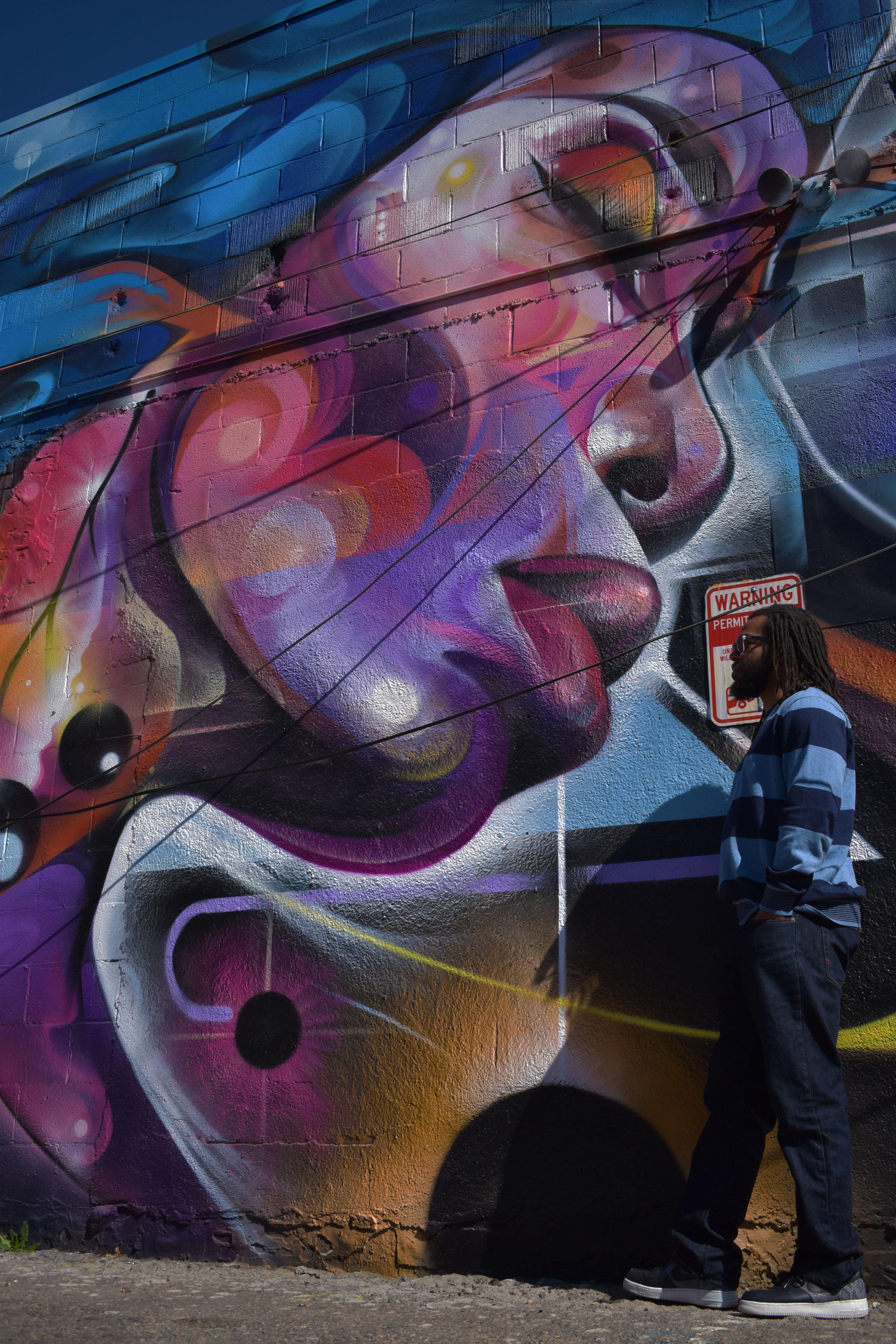 DJKO in Rino Art District