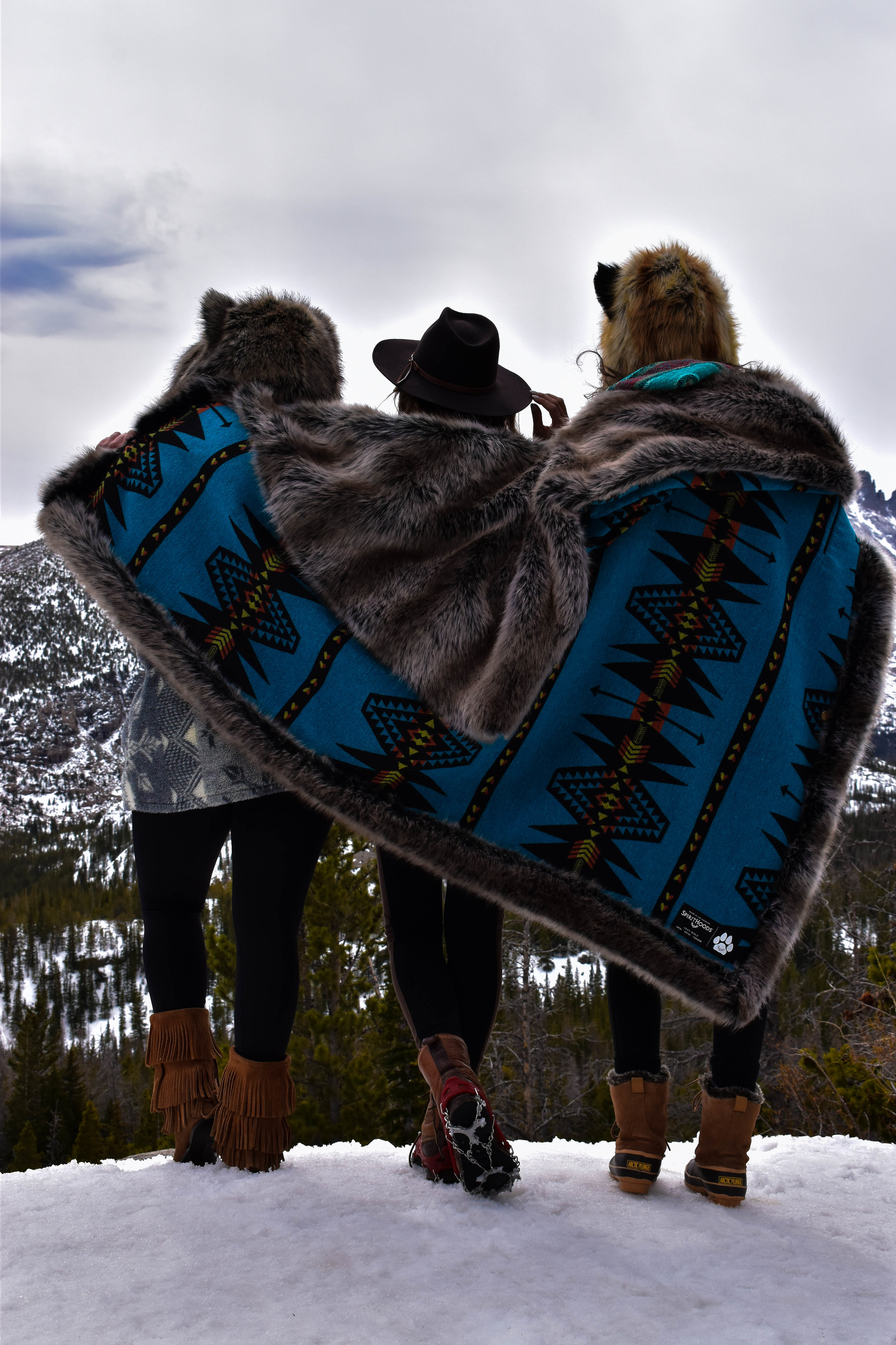 Estes Park with Spirit Hoods