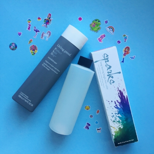 Tinted Conditioner Beauty Dummy