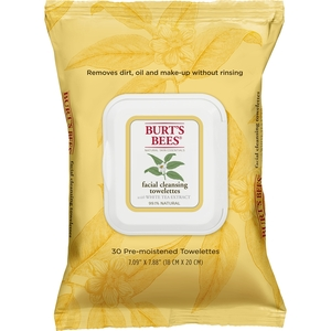 burts bees makeup wipes