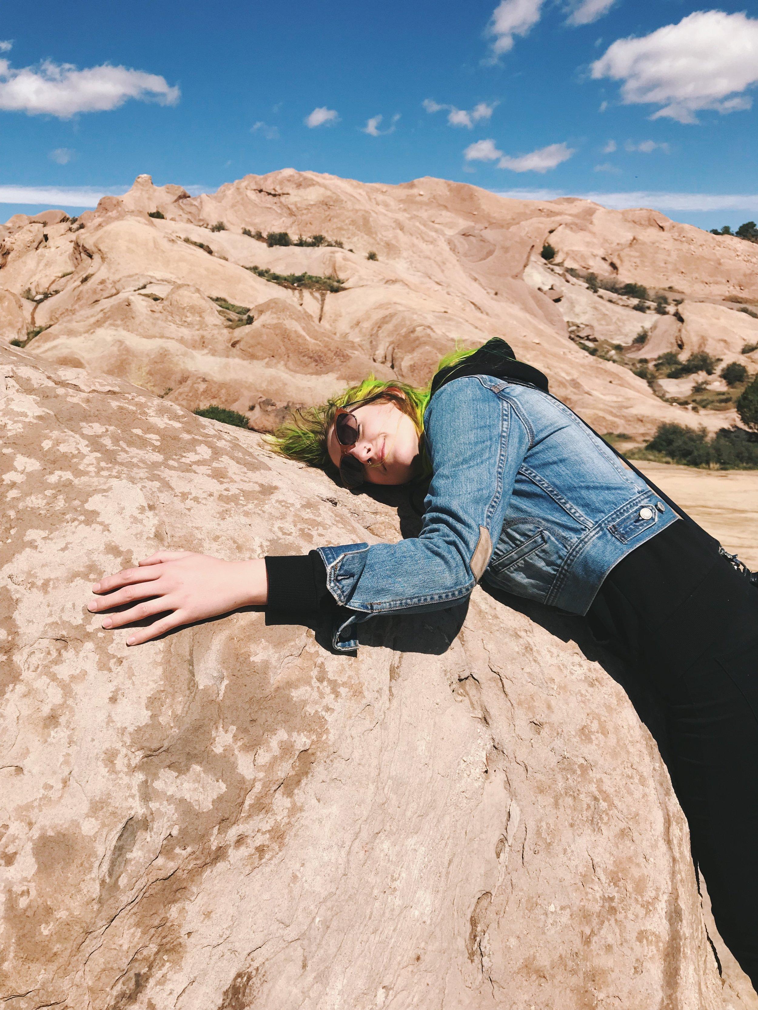 Hannah Rocks