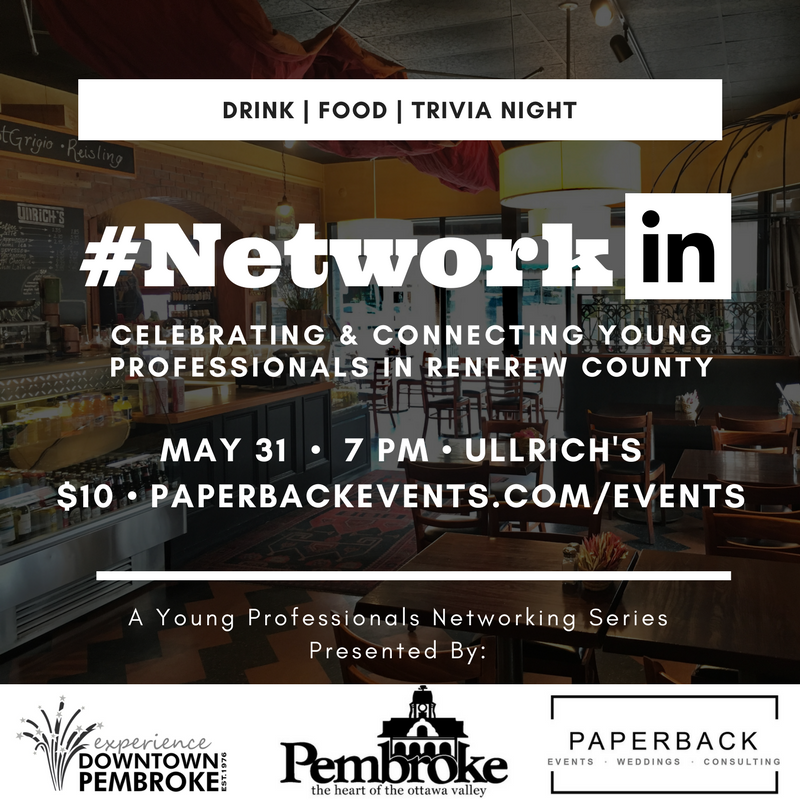 #NetworkIN YOUNG PROFESSIONALS TRIVIA NIGHT - EVENT COORDINATION